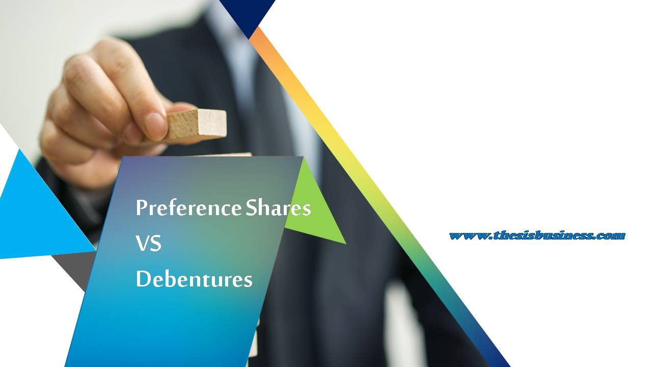 difference between preference shares and debentures