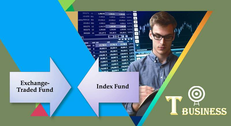 difference between etf and index fund